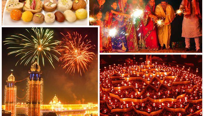 Diwali, Pan India