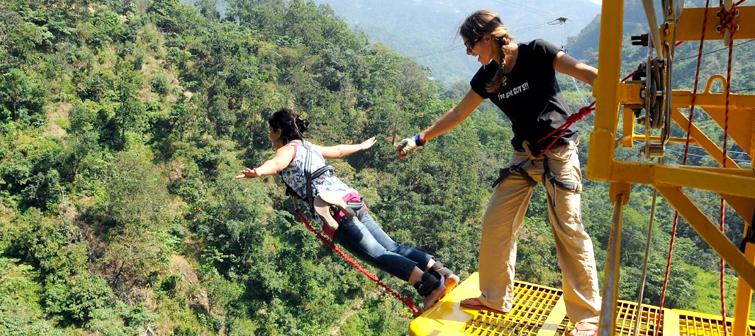 Rishikesh-Bungee-Jumping